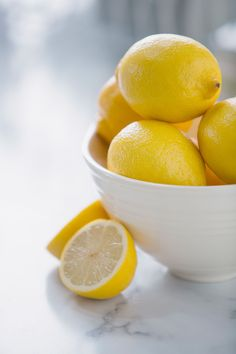 Remove clothing stains with lemon.goodhousemag