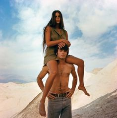 "Antonioni's ""Zabriskie Point"", 1970 (AnOther's Top Ten Summer Films 