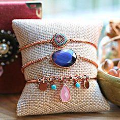 Dainty Bracelets, Stackable Bracelets, Gold Bracelet For Women, Custom Jewelry Design, Bracelet Set, Rose Gold Plates, Coin Purse, Bronze, Jewels