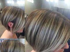Ash Blonde Colored Bob Pics You Should See