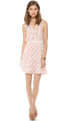 subtle hint dress / nanette lepore