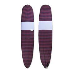 SURF BAG 9'6 Housse de surf en tissu Housse de surf en tissu. Modèle adapté à un longboard d'une longueur de 9,6 pieds (soit 293 cm) et ayant une largeur maximale de 23 pouces (soit 58 cm).Flannelle et Popeline, 100% coton.Fabriqué en France, en Bretagne.Les housses de surf en tissu HoalenPour leur réalisation, Hoalen a fait le choix d'utiliser des matériaux fabriqués en Inde et issus de ses propres collections textiles : tissus emblématiques de certaines de ses chemises, lacets de coton de…