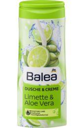 Cremedusche Limette & Aloe Vera
