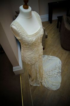 Vintage Style Wedding Dress by Phase Eight (2014) - Gallery – Exquisite Weddings & Special Occasions