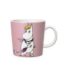 Mumi krus - Snorkfrøkenen, pink