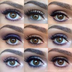 Shapes and shades