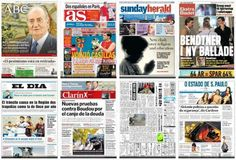 Newspapers And Magazines Covers At Your Fingertips!