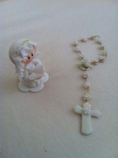 Baby  angels favors, Party favors, Communion angels favor , Girls favors , baby boy Favors, white baby angels favors