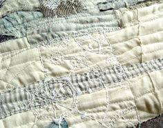 The Textile Cuisine: White life / Życie w bieli