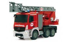 Heavy Duty Brandweerwagen op afstand bestuurbaar Drones, Mercedes Benz, Trucks, Vehicles, Truck, Car, Vehicle, Cars, Tools