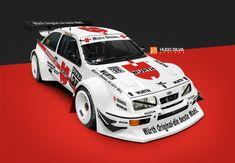 Ford Sierra, Sport Cars, Race Cars, Hugo Silva, Lamborghini, Ferrari, Ford Motorsport, Cool Car Drawings, Ford Capri