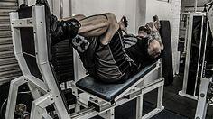Kris Gethin's 4Weeks2 Shred: Day 18 - Legs