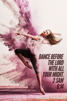 Powerful! Dance before the Lord with all your might. 2 Sam 6:14. Please also visit www.JustForYouPropheticArt.com for more colorful prophetic art.