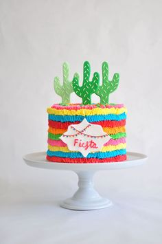 Types of Houseplant Bugs and Methods to Check Their Infestation Torta De Cactus Fiesta Mexican Birthday Parties, Mexican Fiesta Party, Fiesta Theme Party, Taco Party, First Birthday Cakes, Birthday Cake Girls, First Birthday Parties, Birthday Party Themes, Birthday Ideas