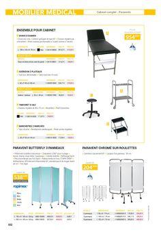 Catalogue matériel médical professionnels 2017 - Page 32. Retrouvez la meilleure offre de matériel médical : vente et location pour professionnels.