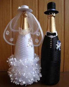wedding crafts to sell ~ wedding crafts ; wedding crafts for kids ; wedding crafts to sell ; wedding crafts with cricut ; Glass Bottle Crafts, Wine Bottle Art, Diy Bottle, Wedding Wine Glasses, Wedding Bottles, Wedding Crafts, Wedding Decorations, Wedding Ideas, Budget Wedding