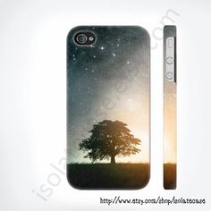 Cosmos iphone case  iphone 5 case  Tree iphone case von IsolateCase, $24.00