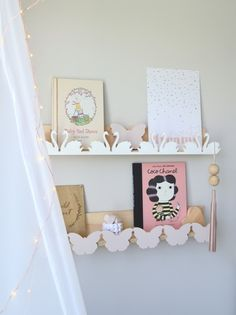 Image of Swan Book Shelf
