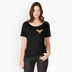 'Perd Mandala Pferdekopf Kunstwerk' Loose Fit T-Shirt von schmugodesign Graphic T Shirts, Punk Art, Design T Shirt, Shirt Designs, Pullover Design, Loose Fit, Halloween Geist, Fashion Art, Modern Fashion