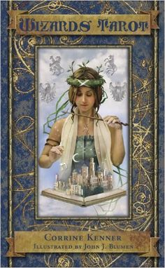 Wizards Tarot Deck: Amazon.es: Corrine Kenner, John J. Blumen: Libros en idiomas extranjeros