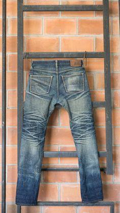 #jeans #denim #fade #menswear #mode