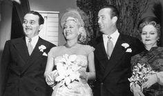 Lana Turner, Bob, Wedding Dresses, Vintage, Fashion, Bride Dresses, Moda, Bridal Gowns, Fashion Styles