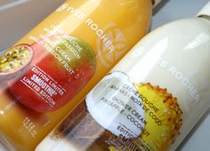 Yves Rocher Smoothies. Every time I go to EU it is 'must' on my shopping list. Sadly could not get it in AU. Got similar product from The Body Shop, however not as good as coconut fragrance from Y.R. The fragrance doesn't wear off for hours. Could not do eBay  either, because they do not ship to AU.  Also, they do not test their products on animals; except in China :( Will have to wait until my next trip to EU :(