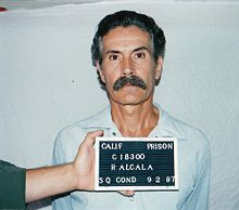 """Rodney James Alcala (born August 23, 1943) is a convicted rapist and serial killer. He was sentenced to death in California in 2010 for five murders committed in that state between 1977 and 1979, and is currently under indictment for two additional homicides in New York.He is thought to be responsible for other violent crimes as well.[5][6][7] Alcala is also notable for exceptional demonstrations of cruelty: prosecutors say he """"toyed"""" with his victims, strangling them until they lost…"""