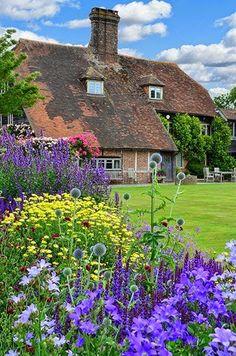 Town Place Garden, Sussex