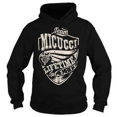 Team MICUCCI Lifetime Member (Dragon) - Last Name, Surname T-Shirt
