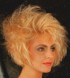 Fantastic 80S Hairstyles Hairstyles And Woman Hairstyles On Pinterest Hairstyles For Women Draintrainus