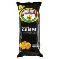Marmite HQ's fave snack!