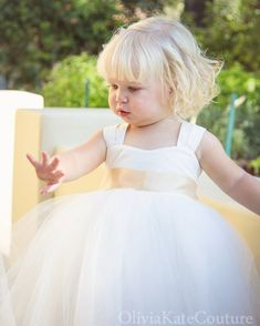8ce146a6dbca 11 Best Ivory Toddler Flower Girl Dresses images