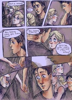Divergent: Divergent Comic: Divergent comic by pebbled.deviantart.com on @deviantART