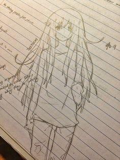 Anime drawings tootokki