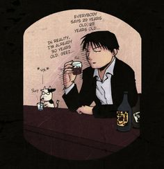 FMA manga & omake colorings (x)