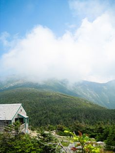 The Top 25 Hikes in New England. Pictured: Mount Lincoln & Mount Lafayette Loop