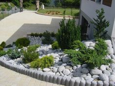 Idea, methods, including manual in the interest of obtaining the greatest end result and also making the optimum use of Backyard Diy Landscaping Garden Landscape Design, Beautiful Gardens, Front Yard Landscaping, Gravel Garden, Artificial Grass Patio, Landscape, Landscaping With Rocks, Rock Garden Landscaping, Lawn And Landscape