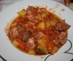 Magro con tomate de Mirian Reyes. Con Chef Plus Induction.