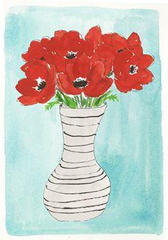 Artist Virginia  Johnson at Illustration Division
