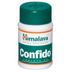 Himalaya Confido 60tabs: At Online Medical Store Buy Online Ayurvedic Medicine Products, Discount price In India.