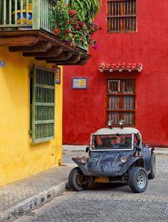 Сolors of Cartagena, Colombia