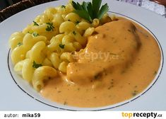 Easy Cooking, Cooking Recipes, Healthy Recipes, No Salt Recipes, Chicken Recipes, Czech Recipes, Ethnic Recipes, Quiche, Special Recipes