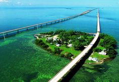 """""""Overseas Highway"""" Keywest, FL ~ I know you won't approve..but I think it's beautiful!"""