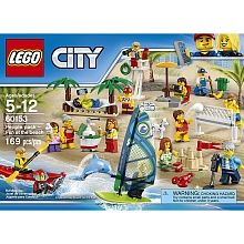 LEGO City Town People pack - Fun at the beach 60153
