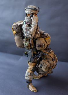 airborne ranger   ... Old School]Airborne Ranger ACU Ver. - OSW: One Sixth Warrior Forum