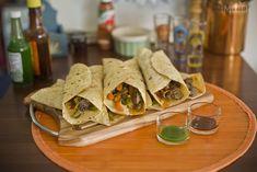 Las fajitas son uno de los platos más tradicionales de la cocina mexicana, si eres fan de la comida de esta región, sin dudas la receta de hoy te tentará. Para esta receta vamos a preparar fajitas de carne, un plato nutritivo y por demás delicioso.Es una receta sumamente sencilla y rápida de preparar, pero para qu