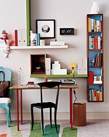 Elevate the workspace to a work of art by channeling your inner artist -- but first throw out the old rules of composition.