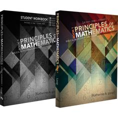 """Grace Filled Homeschooling: Principles of Mathematics: A Moms of Masterbooks Review (you don't often read """"math is a gift from God"""")"""
