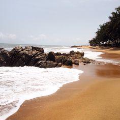 Kribi Cameroun 2015 Beach, sea, Palm